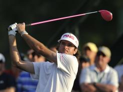 Bubba Watson, the big-hitting lefty with the pink driver, says the green jacket won't change him.