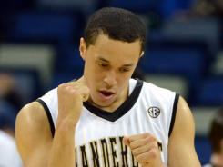 Commodores guard John Jenkins will skip his senior season at Vanderbilt.