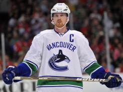 Henrik Sedin provides a big chunk of the Canucks' offense. His brother Daniel's availability is unknown, though.
