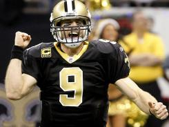 The New Orleans Saints need to get quarterback Drew Brees signed to a long-term deal.