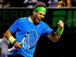 Rafael Nadal, considered the greatest clay-court player of his generation, has won 32 titles on the clay, third most all time in the Open era