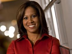 Lisa Salters will report from the sidelines for ESPN this season on Monday Night Football.