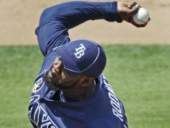 Tampa Bay Rays reliever Fernando Rodney isn't a good bet to continue his early-season success.