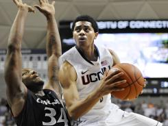 Jeremy Lamb has declared for the NBA draft. Lamb said in a statement released Tuesday by UConn that it was a difficult decision to go professional but it is in the best interest of his family.