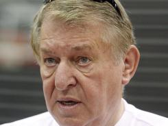 Chairman Jerry Colangelo quadrupled Team USA's revenue since taking over in 2005.
