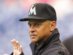 Bench coach Joey Cora will manage the Marlins for 5 games.