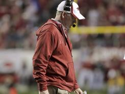 Bobby Petrino was fired by Arkansas after it was revealed he had an inappropriate relationship with a female employee.