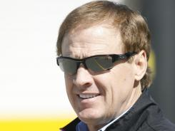 Rusty Wallace won 55 races at the Sprint Cup level in 706 races from 1980 to 2005.