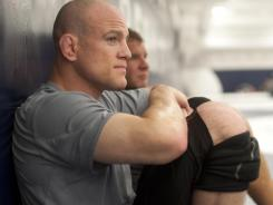 Cael Sanderson earned gold in 2004 in Athens after going 159-0 in college at Iowa State.