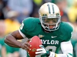 Baylor quarterback Robert Griffin III is considered one of the top players in the 2012 NFL draft by most league observers.