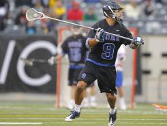 Midfielder C.J. Costabile's work on face-offs could be a key for Duke in its bid Friday to beat top-ranked Duke.