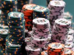 Record pot to follow WSOP's $1M buy-in