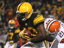 One season with the Steelers was enough to convince Jerricho Cotchery to remain in Pittsburgh.