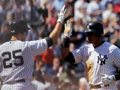 Friday's MLB notebook: A-Rod's 630th homer lifts Yankees
