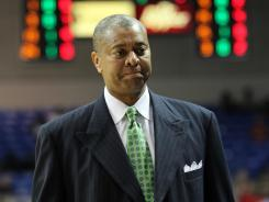 North Texas coach Johnny Jones was named LSU's new head coach on Friday.