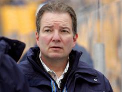 Penguins general manager Ray Shero is facing the Flyers for the third time in the playoffs.