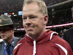 Arkansas coach Bobby Petrino texted colleagues in the days leading up to his firing, wondering about his job security.