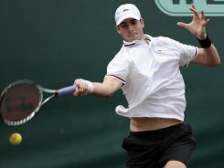 With his semifinal victory at the U.S. Clay Court Championship, John Isner becomes the top-ranked American man.