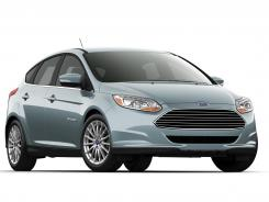 The spring Sprint Cup race at Richmond International Raceway will be paced by the new Ford Focus Electric.