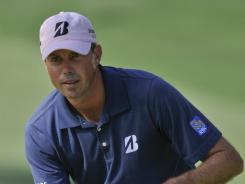 Matt Kuchar finished in a tie for third just more than a week ago at the Masters.
