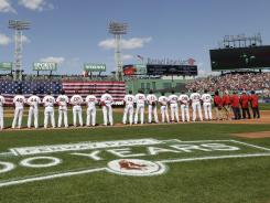 Fenway Park celebrates its 100th anniversary this season. It has undergone minor modifications since it opened, including adding a Jumbotron.
