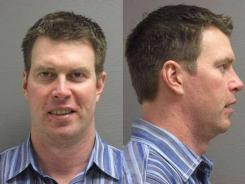 Ryan Leaf faces four felony charges in Montana after allegedly breaking into a home to steal prescription painkillers, then robbing a second home after being released from jail.