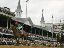 "Trainer Dale Romans warned that imposing the race-day ban on Lasix would drive ""the final nail in Kentucky racing,"" which has struggled mightily in recent years without slots and other types of gambling to augment race purses."
