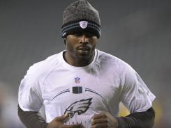 Eagles QB Michael Vick is about to begin his fourth NFL season since leaving prison on dogfighting charges.