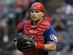 Ivan Rodriguez was the 1999 American League MVP with the Texas Rangers and won a World Series championship with the Florida Marlins in 2003.