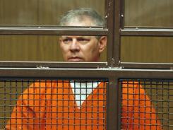 Lenny Dykstra appeared in a courtroom in San Fernando, Calif., on June 16, 2011.