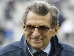 Penn State says it has provided more than $5.5 million in payments and benefits to settle Joe Paterno's employment contract.