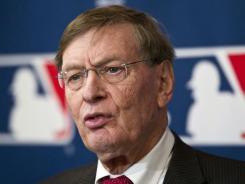 """I'm an optimist, and I really believe that every problem has a solution to it,"" Baseball Commissioner Bud Selig said Thursday."
