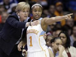 Tennessee women's basketball players such as Brianna Bass now will get the vast majority of their pointers from new head coach Holly Warlick.