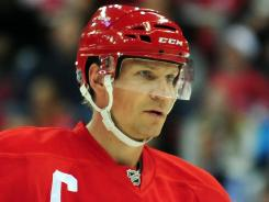 Detroit Red Wings defenseman Nicklas Lidstrom is still playing at a high level.