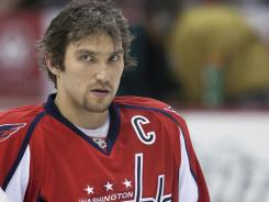 Washington Capitals left wing Alex Ovechkin was benched during Game 4 but understands the move.