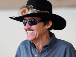 Richard Petty hasn't decided if his NASCAR team is returning to Dodge next year.
