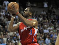 Los Angeles Clippers point guard Chris Paul is being considered as a possible replacement as National Basketball Association Players Association president if an ouster is successful of current president Derek Fisher of the Oklahoma City Thunder.