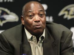 Ravens general manager Ozzie Newsome has swung a trade during each draft since 2001.