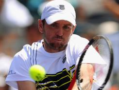 Mardy Fish says he will be in the field next year at the newly named Citi Open in Washington, D.C.