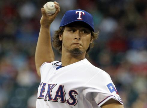 Yu Darvish Strikes Out 10 in Dominant Win Over Yankees