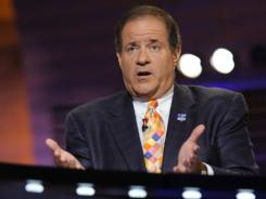 Chris Berman has hosted ESPN's coverage of the NFL draft since 1989.