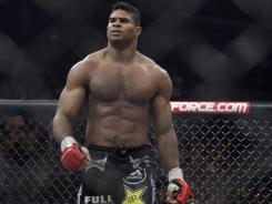 Alistair Overeem was the heavyweight champion of Strikeforce before he joined UFC last year.