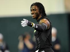 The Indinapolis Colts or Washington Redskins are expected to draft former Baylor quarterback Robert Griffin III.