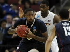 Connecticut has confirmed that basketball players Michael Bradley and Roscoe Smith (pictured here) have both been released from their scholarships, a move that will allow them to transfer.