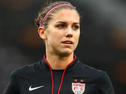 Alex Morgan and the United States took the top seed in Group G when the tournament field was drawn ahead of the Olympic soccer tournament.