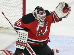 New Jersey Devils goalie Martin Brodeur has a sub-2.00 goals-against average in Game 7s.