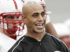 Nebraska assistant coach Ron Brown isn't backing down from his stance.