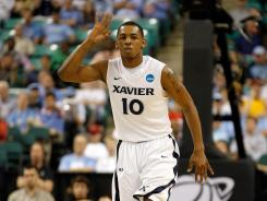 Xavier's Mark Lyons could be eligible to play next season wherever he decides to transfer.