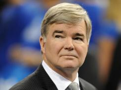 NCAA President Mark Emmert says the extra year for APR compliance for some schools is an effort to &quot;ensure our actions facilitate success, not limit it.&quot;