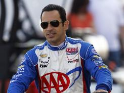 Brazil native Helio Castroneves, ranked second in the IndyCar standings, won the series' season-opening race in St. Petersburg.